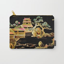 oriental pagodas Carry-All Pouch