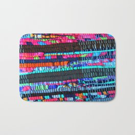 Colorful and Playfully Bath Mat