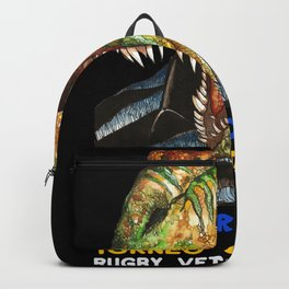 INDOSAURIOS RUGBY Backpack