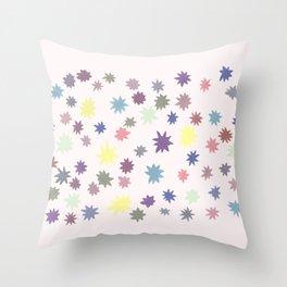 starr Throw Pillow