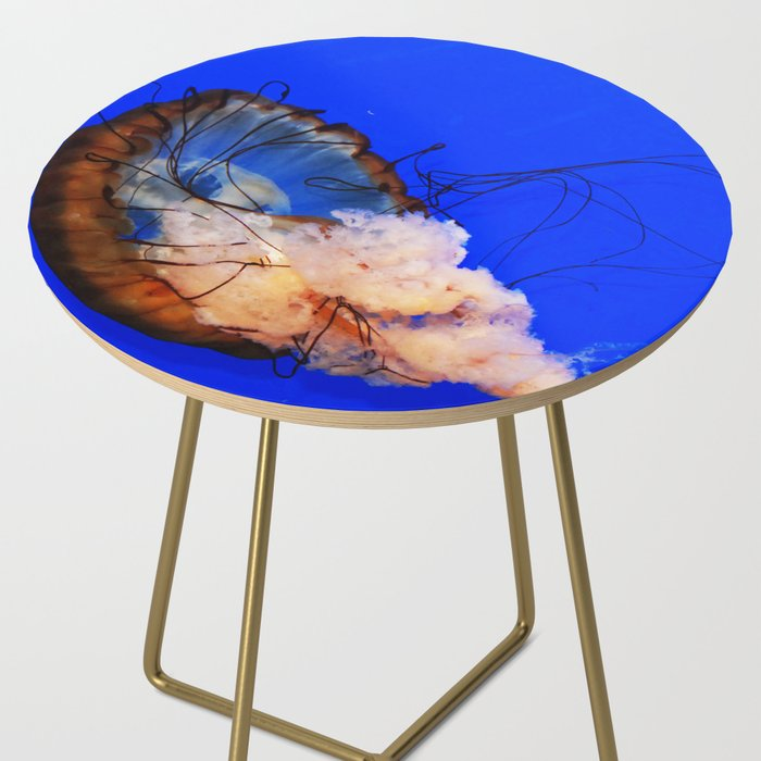 Underwater Life Side Table