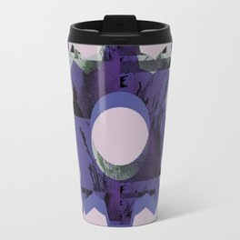 IMPROBABLE GREASE REEL blue Travel Mug
