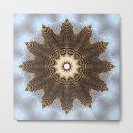 Winterflower Metal Print