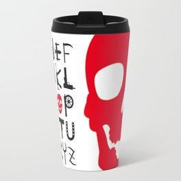 TipoWar Travel Mug