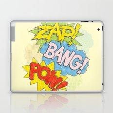 Zap! Bang! Pow! Laptop & iPad Skin