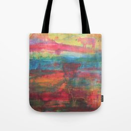 20 Cows For Lough Oughter Tote Bag
