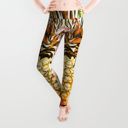 The Pineapple Leggings