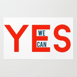 Yes we can Rug