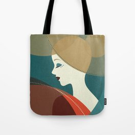 Venn Deco (Part III) Tote Bag