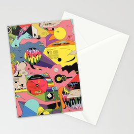 Climate Jazz Stationery Cards
