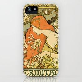 Art Deco Paris iPhone Case