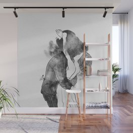 Introduce me to your universe. Wall Mural