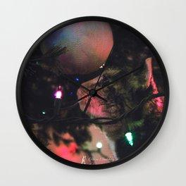 Ella and The Christmas Tree Wall Clock
