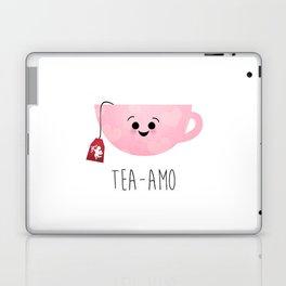 Tea-amo Laptop & iPad Skin