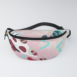 Duo droplets Fanny Pack