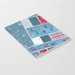 Christmas Decoration Notebook