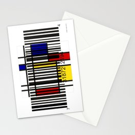 Barcode 004 Stationery Cards