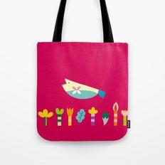 The Fish's Dream Tote Bag