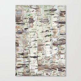 A Chill Runs Through the Wintergreen Prairie Canvas Print
