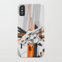 """""""EX"""" iPhone Case"""