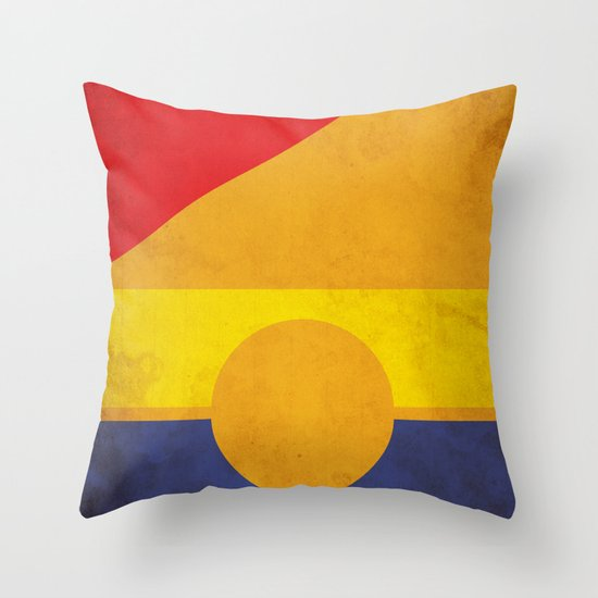 Tobias No.1 Throw Pillow