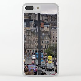Waverly Life Clear iPhone Case