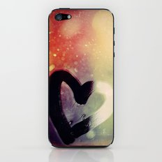 The Reflection of Love iPhone & iPod Skin