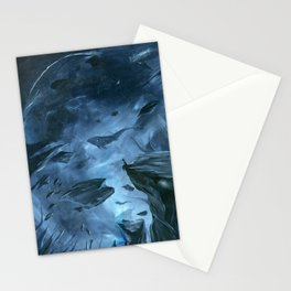 The Void Stationery Cards