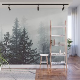 Deep in the Wild - Nature Photography Wall Mural