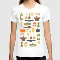 kitchen T-shirts featuring Kitchen by Bellwheel