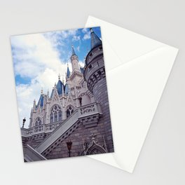 The wild blue yonder  Stationery Cards
