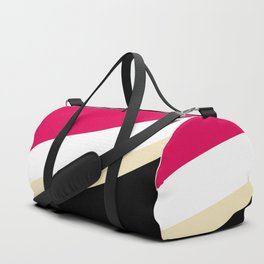 Abstract Wave pattern 1 Duffle Bag