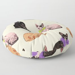 Pampered Floor Pillow