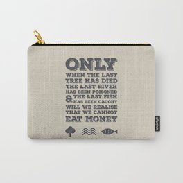 The Last River Carry-All Pouch