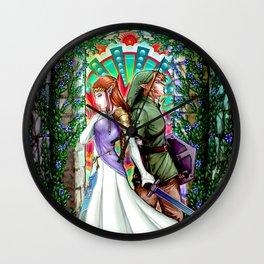 Zelda loves Wall Clock
