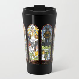 Windows of Aaarrgggh Travel Mug