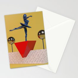 Dancing Mirror Stationery Cards