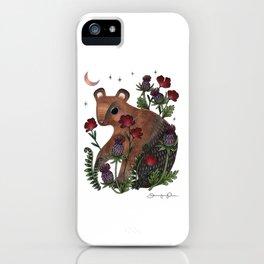 Baby Bear iPhone Case