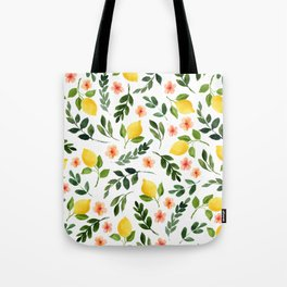 Lemon Grove Tote Bag