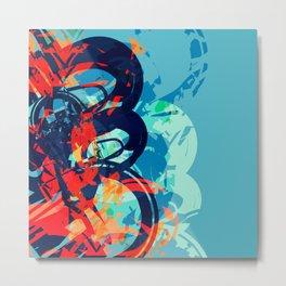 102717 Metal Print