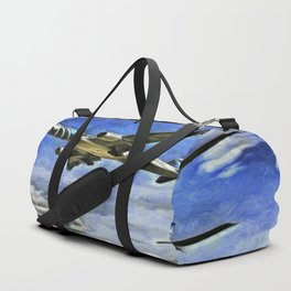 Airliner Vincent Van Gogh Duffle Bag
