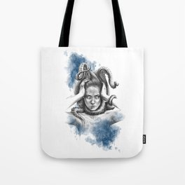 Nothing kills me like my mind Tote Bag