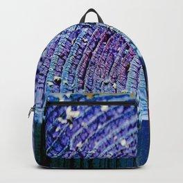 Rings in Blue Backpack