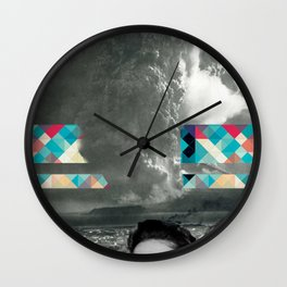Blimey Wall Clock