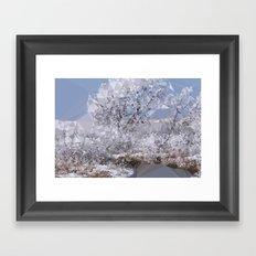 Landscape N. 1 Framed Art Print