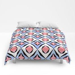 symetric patterns 33 -mandala,geometric,rosace,harmony,star,symmetry Comforters