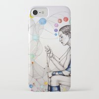 destiny iPhone & iPod Cases featuring Destiny by Heaven7