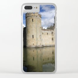 Bodiam Castle Clear iPhone Case