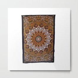 Star Tapestry Wall Hanging Metal Print