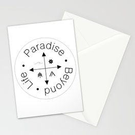 Life Compass Stationery Cards